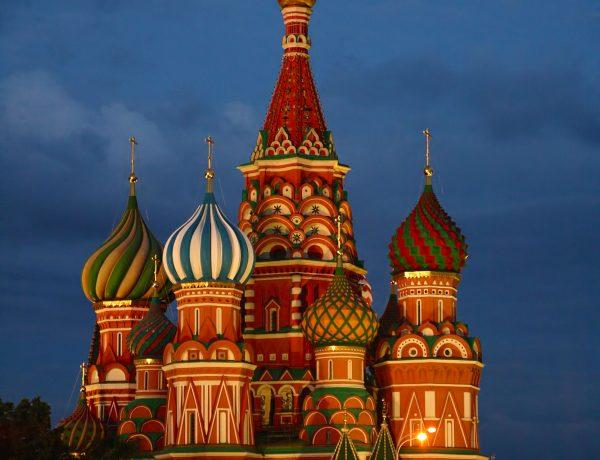De vijf mooiste kerken van Moskou