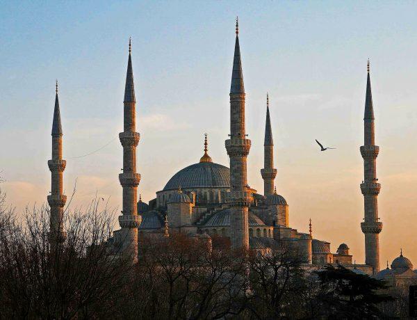 Foto van de Week: Blauwe Moskee in Istanboel