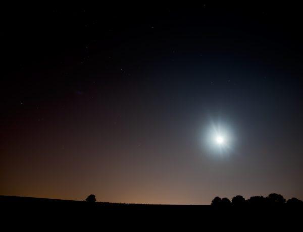 Foto van de week: geen poollicht, wel een mooie nachtfoto!
