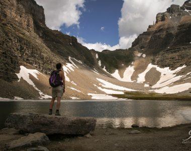 Trektocht in de Canadese Rocky Mountains: Sentinel Pass