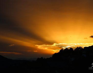 Mijn vijf mooiste zonsondergangen