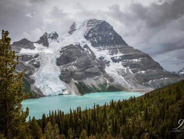 berg lake mount robson