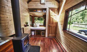Eenvoudiger leven: de 'tiny house movement'