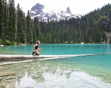 Hiking in Canada: Joffre Lakes Nationaal Park