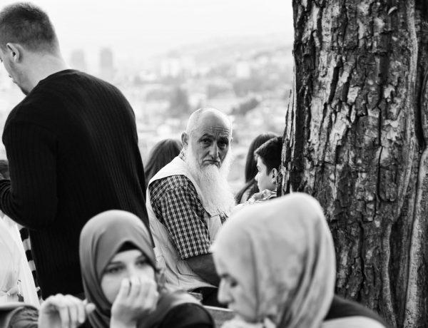 Sarajevo tijdens de Ramadan