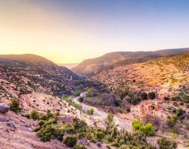 Marokko en het Atlasgebergte: Ouanesekra – Imska