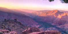 Marokko en het Atlasgebergte: Tizi Oussem – Matate