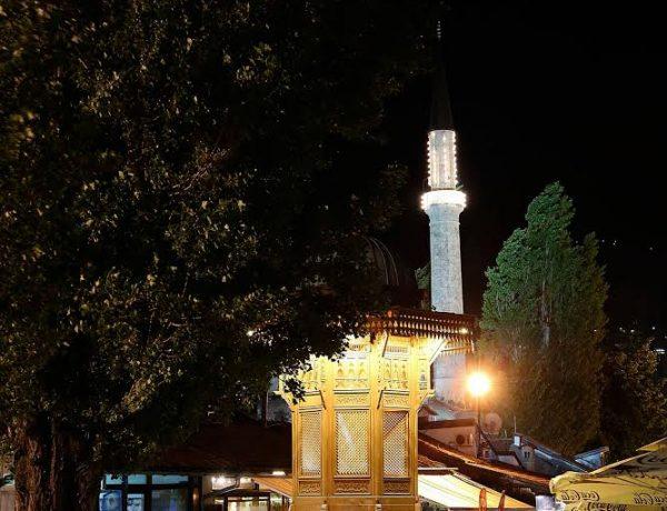 Baščaršija: De Oude Stad van Sarajevo