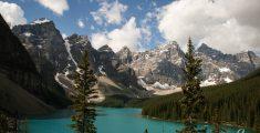 De vijf mooiste meren van de Rocky Mountains in Canada