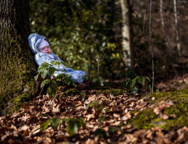 Wandelen met een baby